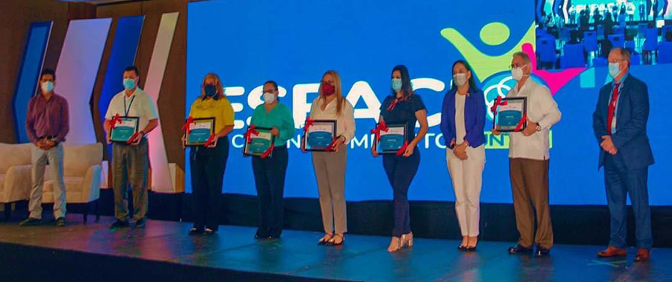 Seaboard Marine recognized for its commitment to the community.